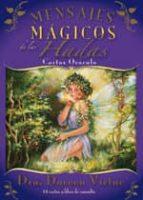 mensajes magicos de las hadas: cartas oraculo (incluye 44 cartas)-doreen virtue-9788484453314