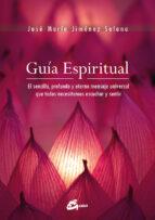 guía espiritual jose maria jimenez solana 9788484455714