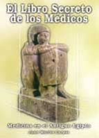 el libro secreto de los medicos: medicina en el antiguo egipto juan martin carpio 9788485982714