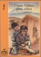 cesar vallejo para niños cesar vallejo 9788486587314