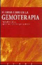 el gran libro de la gemoterapia: propiedades energeticas y aplica ciones terapeuticas de gemas y minerales-manuel arrieta-9788487456114