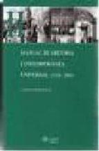 manual de historia contemporanea universal (1920 2005) (vol. ii) luis palacios bañuelos 9788488910714