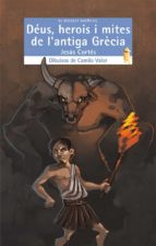 El libro de Deus, herois i mites de l antiga grecia autor JESUS CORTES TXT!