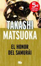 el honor del samurai-takashi matsuoka-9788490702314