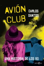 avión club (ebook)-carlos santos-9788491641414