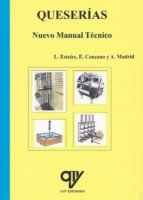 queserías nuevo manual técnico antonio madrid vicente 9788494198014