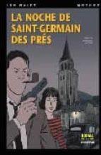 la noche de saint-germain des pres-leo malet-9788496325814