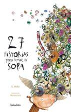 27 historias para tomar la sopa-ursula wolfel-9788496388314