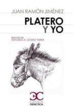 platero y yo juan ramon jimenez 9788497407014