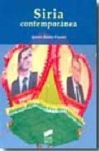 siria contemporanea ignacio alvarez ossorio 9788497566414