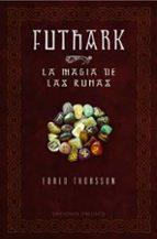 futhark, la magia de las runas-edred thorsson-9788497772914