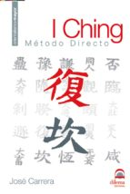 i ching -método directo- (ebook)-jose carrera-9788498270914