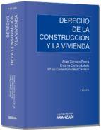 derecho de la construccion y la vivienda angel carrasco perera 9788499030814