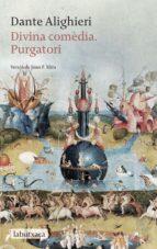 divina comedia. purgatori.-dante alighieri-9788499302614