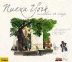 nueva york: cuadernos de viaje-fabrice moireau-jerome charyn-9788499354514