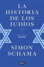 la historia de los judíos (ebook)-simon schama-9788499928814