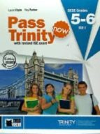 pass trinity now. student s book. gese grades 5-6 and cd rom-9788853015914