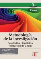 metodología de la investigación cuantitativa   cualitativa y redacción de la tesis (ebook) 9789587625714
