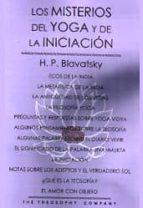 los misterios del yoga y de la iniciacion-h.p. blavatsky-9789685566414