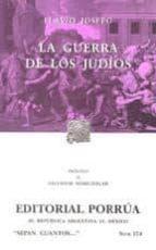 LA GUERRA DE LOS JUDIOS   FLAVIO JOSEFO   Comprar libro 9789700734514