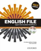 english file upper intermediate (3rd ed.) multipack a 9780194558624