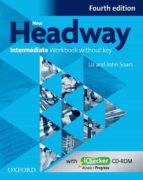 new headway intermediate fourth edition: workbook with ichecker without key-9780194770224