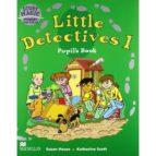El libro de Little detectives 1 sts autor VV.AA. EPUB!