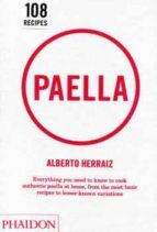 paella (ingles) alberto herraiz 9780714860824