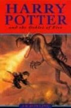 harry potter and the goblet of fire j.k. rowling 9780747554424