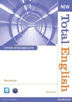 new total english upper-intermediate workbook without key and aud io cd-9781408267424