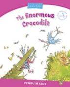 penguin kids 2 enormous crocodile, the (dahl) reader 9781447931324