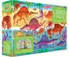 dinosaurios libro puzzle sam smith 9781474940924