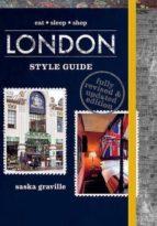 london style guide-saska graville-9781743363324
