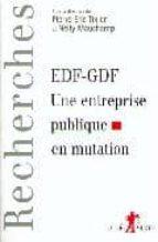 EDF-GDF ENTREPRISE PUBLIQUE