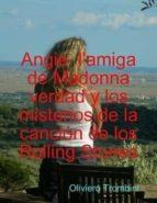 soy angie de la cancion de los rolling stones, l'amiga de madonna (ebook) 9786050344424