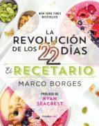 la revolución de los 22 días. el recetario (colección vital) (ebook)-marco borges-9786073152624
