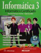 informatica 3 + cd 9786077686224
