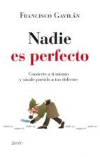 nadie es perfecto (ebook)-francisco gavilan-9788408067924