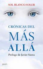 crónicas del más allá (ebook)-sol blanco soler-9788408119524