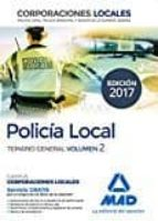 policía local. temario general volumen 2 9788414205624