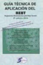 guia tecnica de aplicacion rebt (8ª ed.) 9788415270324