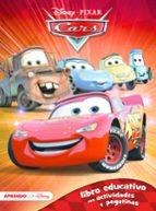 cars (libro educativo disney con actividades y pegatinas)-9788416548224