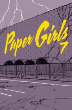paper girls nº 07 brian k. vaughan cliff chiang 9788416816224