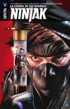 ninjak 2: la guerra de las sombras matt kindt 9788417036324