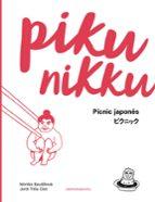 pikunikku: picnic japones-monika baudisova-jordi trilla-9788417115524
