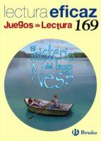 el misterio del lago ness juego de lectura-9788421675724