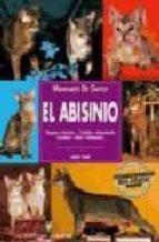 manuales de gatos. el abisinio-judah track-9788425513824