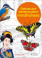 colorea por números para mindfulness david woodroffe 9788425521324
