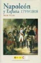 napoleon y españa 1799/1808 andre fugier 9788425914324