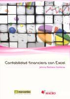contabilidad financiera con excel-johnny pacheco contreras-9788426723024
